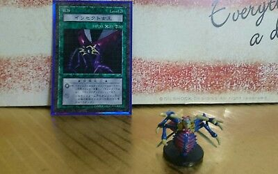 Yu-Gi-Oh Insect Queen Dungeon Dice Monsters F/S