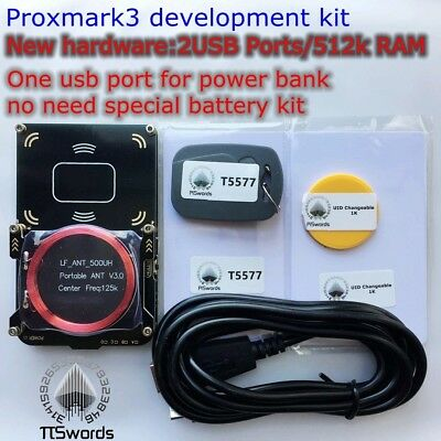 New proxmark3 develop suit Kits 3.0 proxmark 3 NFC RFID reader writer SDK for rf