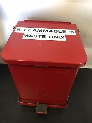Waste Paper Container St7 Series Fire Fighter