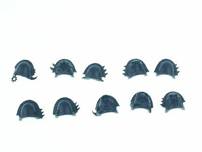 Chaos Space Marine Raptors - Schulterpanzer 10x - Big Pack