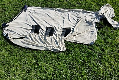 Snuggy Hoods Anti Itch Sweet Rug Fly 6ft 3 Used