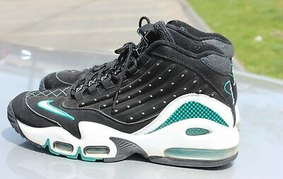 quality design 05787 982f2 Nike Air Max Griffey II 2 Black White Freshwater Size 9