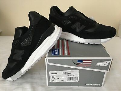halvat hinnat valtava alennus todella söpö NEW BALANCE 998 NJ - Made in The USA - Size 8 UK **NEW BOXED ...