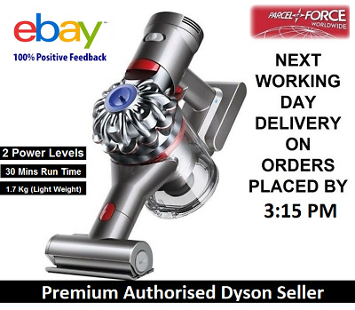 Dyson V7 Trigger Handheld Bagless Cordless Vacuum Cleaner - 2 Year Guarantee NEW