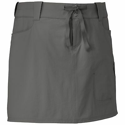Outdoor Research Women's Ferrosi Skort, Pewter, 4