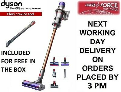 DYSON V10 Cyclone Absolute+ Cordless Handheld Vacuum Cleaner - 2 Year Guarantee