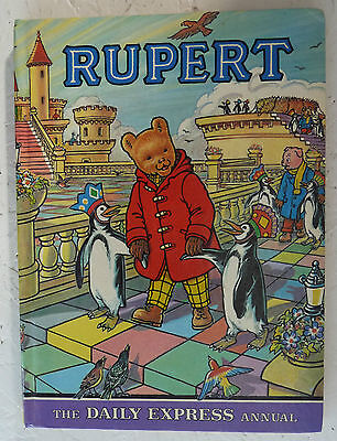 Rupert Daily Express Annual 1977 Good Used Book