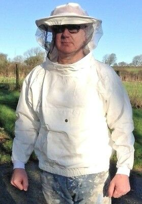 Beekeepers Protective Jacket and Veil.