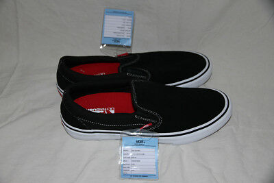 new collection forefront of the times buy best VANS SLIP On PRO brand new mens trainers VN00097M9X1 limited ...