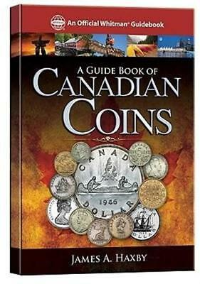 Whitman New Guide Book Of Canadian Canada Coins And Tokens