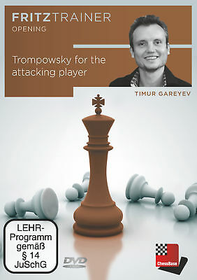Trompowsky for the attacking player, Timur Gareyev