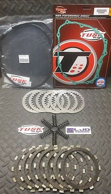 HONDA TRX 400EX 1999–2004 Tusk Clutch Kit w/ Cable & Gasket Springs Plates