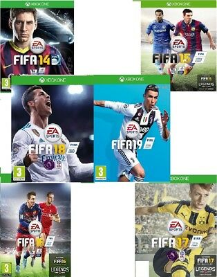 Xbox one Fifa Xbox One Assorted Games Mint Condition SUPER FAST DELIVERY