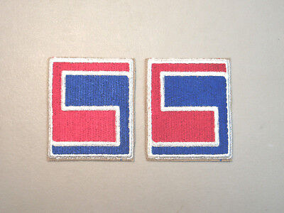 Ww2 U.s Army 69Th Infantry Division Patches  (No Glow)    L@@k