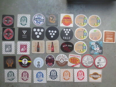 37 different South Australian CRAFT BREWERIES  Issued BEER Coasters