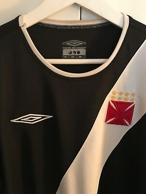 RARE Umbro Vasco Da Gama Football Shirt MEDIUM