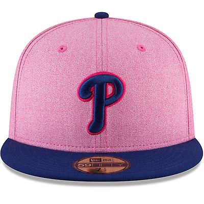 7f398d0a919 2018 MOTHER S DAY On-Field Philadelphia Phillies 59Fifty Fitted Cap ...