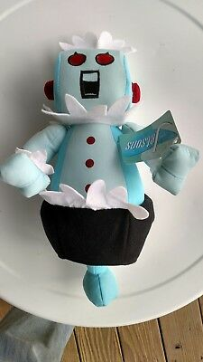 Hanna-Barbera ~ The Jetsons - Toy Factory - Stuffed ROSIE THE ROBOT ~ New w/Tags