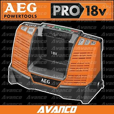 AEG 18V Multi Chemistry Battery Charger Lithium PRO Force BRAND NEW