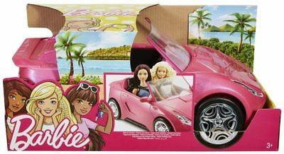 Barbie Glam Convertible Vehicle  dvx59  NEW  6+