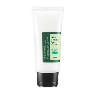 COSRX Aloe soothing Sun Cream SPF50+/PA+++ Free sample