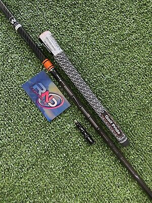 Mitsubishi Tensei CK Pro Series Orange 70 Stiff Wood Shaft Choose Grip & Adapter