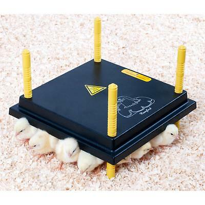 30x30cm Brooder Hen Chick Chicken Poultry Brooding Heat Lamp Heating Plate