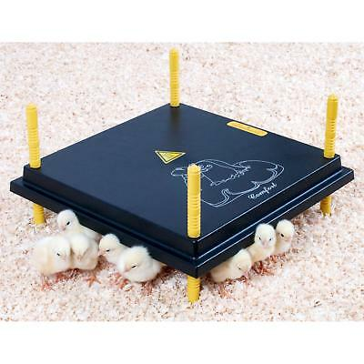 40x40cm Brooder Hen Chick Chicken Poultry Brooding Heat Lamp Plate w. Controller