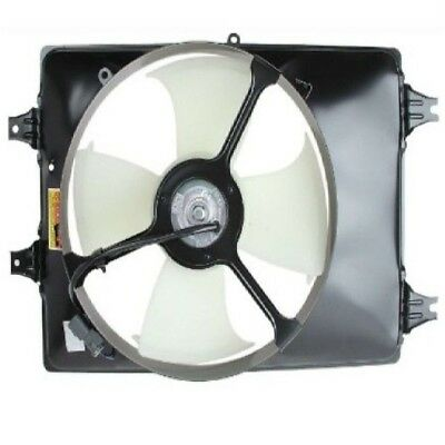 A//C Condenser Cooling Fan Assembly For 2003-2006 Acura MDX//2005-2008 Honda Pilot