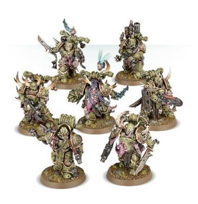 Warhammer 40000 Dark Imperium Death Guard Plague Marines