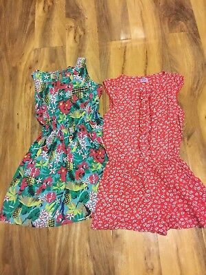 Girls Playsuits and summer Dress Aged 7-8 Years Old