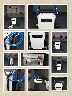 12V/12Ah Wfp Trolley 131Psi For Window Cleaning + 3.8 Amp Intelligent Charger!