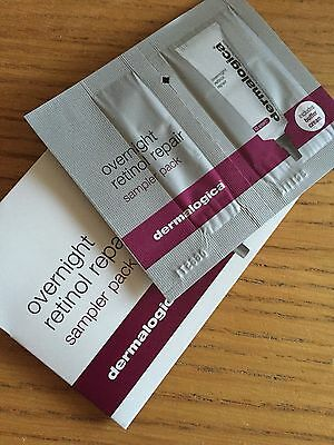 Dermalogica Age Smart Overnight Retinol Repair And Buffer Cream Sample *new*