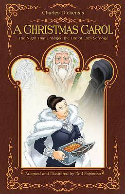 A Christmas Carol: The Night That Changed the Life of Eliza Scrooge-ExLibrary