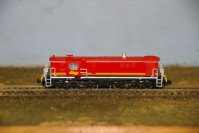 NSWGR - 48 Class Mark 1 - Candy Locomotive - N Scale