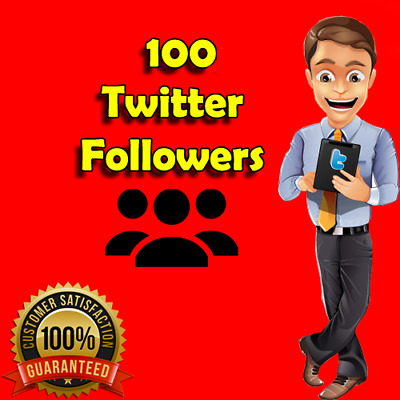 Amazing Twitter Service | Supper Fast Delivery | Good Quality