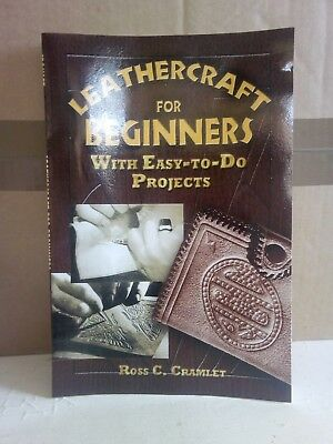 Leathercraft Book Leathercraft For Beginners