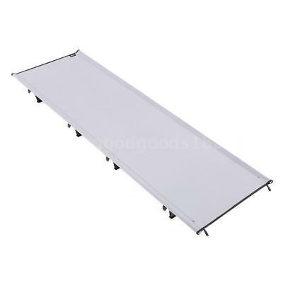 New Outdoor Portable Folding Camping Bed Cot Sleeping for Hiking Travel G8W0