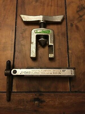 """Imperial Eastman 45° 5/16"""" to 5/8"""" ROL-AIR 500-FA Flaring Tool"""