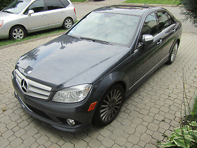 Mercedes-Benz: C-Class C230 2008 Mercedes-Benz C230, 4-Matic, Sport