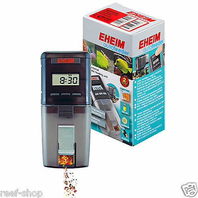 Eheim Battery Operated Auto Feeder Vacation Feeder Built In Timer FREE USA SHIP
