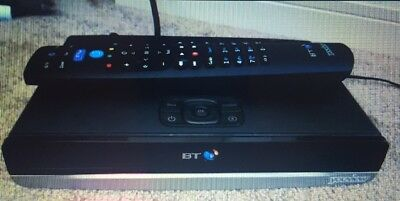 BT YouView TV Freeview Recorder