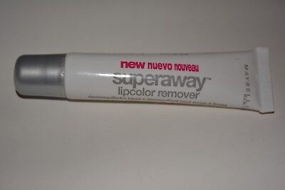 1 pc BRAND NEW MAYBELLINE superaway lipcolor remover @ $9.99 + FREE SH