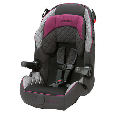 Eddie Bauer Deluxe Harness 65 Booster Car Seat