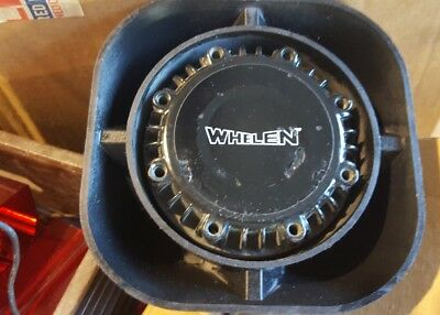 Whelen SA315P Siren Speaker 100 Watt Used