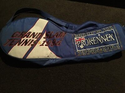 Pro KENNEX Vintage Tennis Racquet 1994 Grand Slam Racquet Bag Rare Ltd Edition