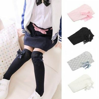Socks Cotton Gauze Diamond Lattice Princess Socks Lovely Stockings Breathable
