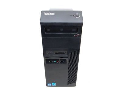 Lenovo ThinkCentre M92P Tower i7-3770 3.40GHz 8GB RAM 1TB HDD GT210 Graphics