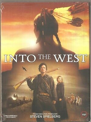 Into The West (DVD, 2005) Sealed, new.