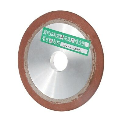 100mm Diamond Grinding Wheel Cup 180 Grit Cutter Grinder for Carbide D4H9 New